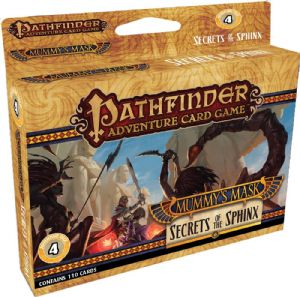 Pathfinder : Mummy's Mask – Deck 4 – Secrets of the Sphinx